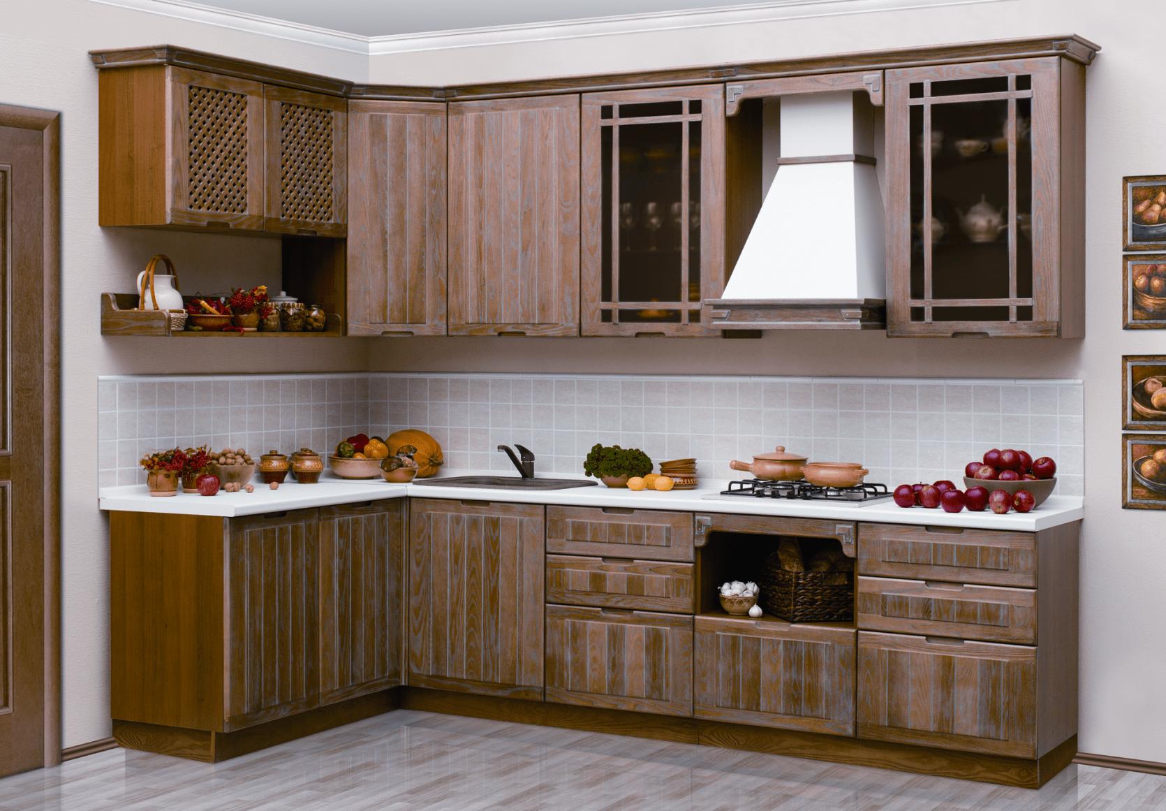 Кухня «Осень»