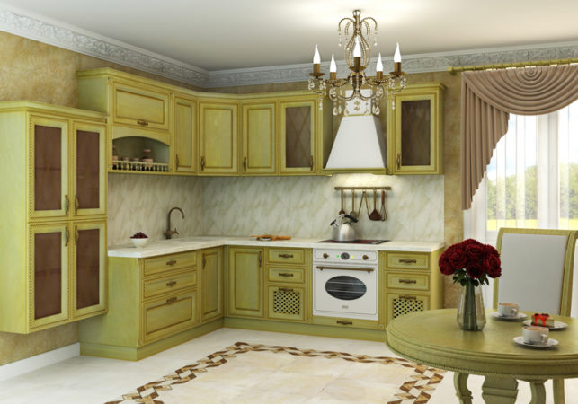 Кухня «Изабелла»