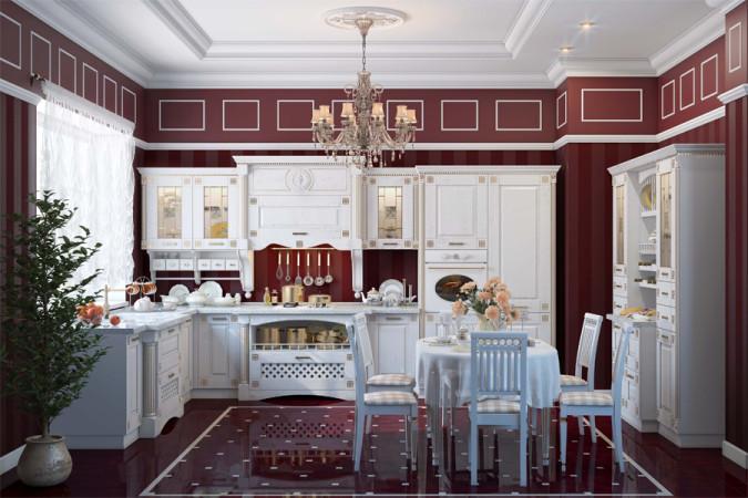 Кухня «Кристель»