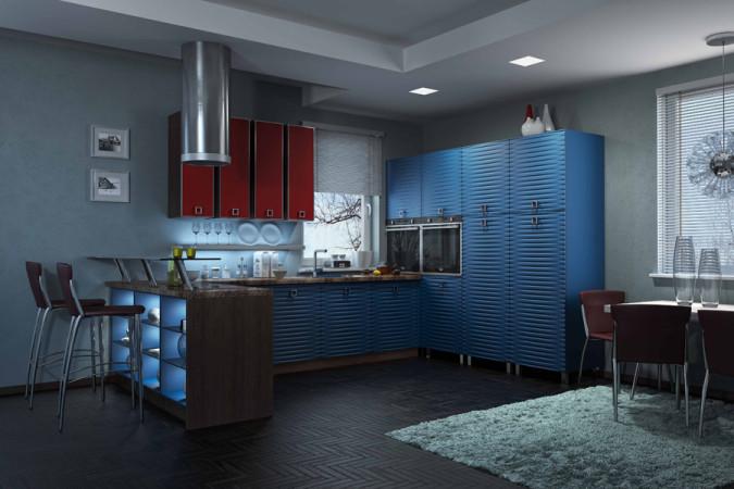 Кухня «Сантана»