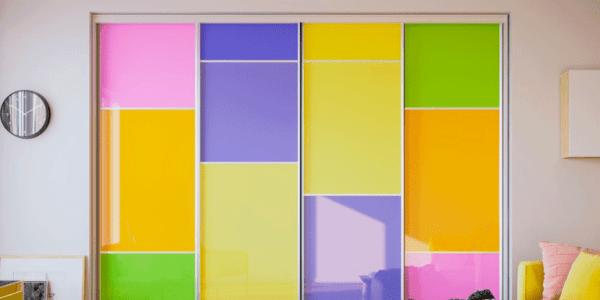 Декоративное стекло LACOBEL