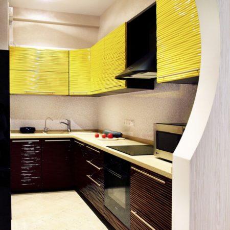 Кухня 3d «Никс»