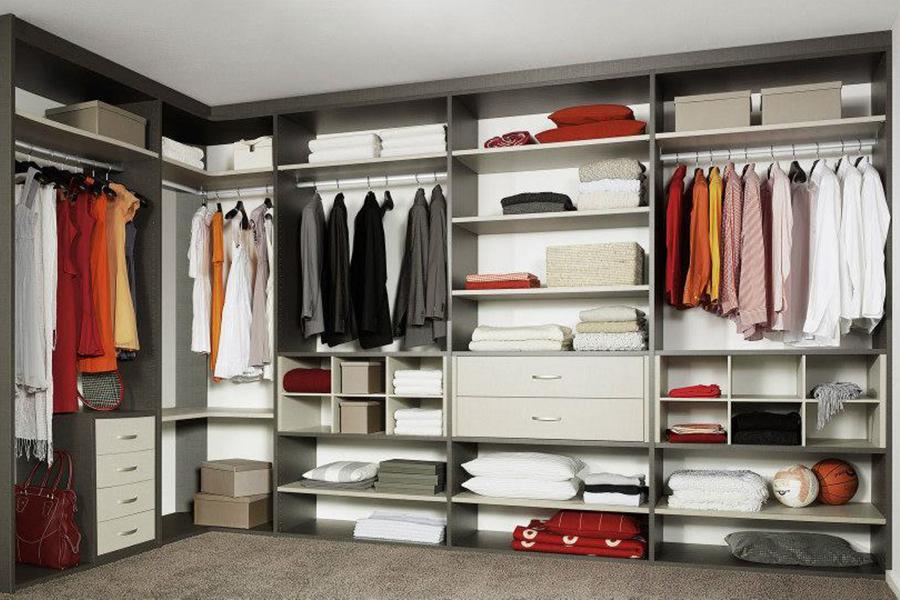 Изготовление гардеробных систем и гардеробныхе комнат - фабр.