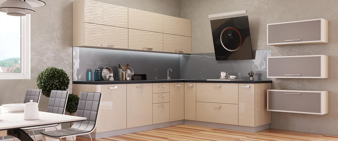 Кухня 3D «Элиза»
