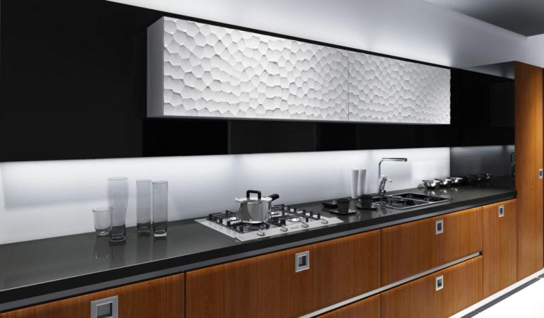 Кухня 3d «Микс»