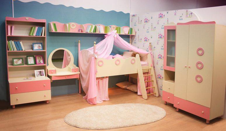 Детская «Розовые сны»