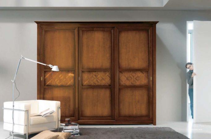 Распашной шкаф «Франсуа»