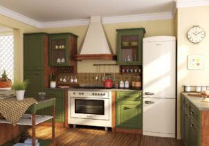 Кухня «Сен-Тропе»