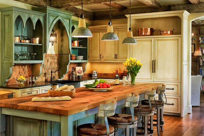 Кухня «Камелот»