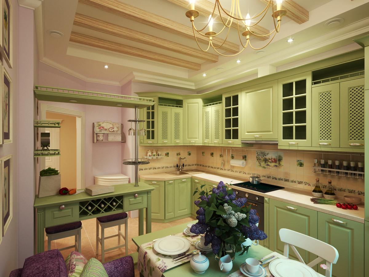 Кухня «Виола»