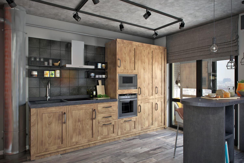 Кухня «Норвегия»
