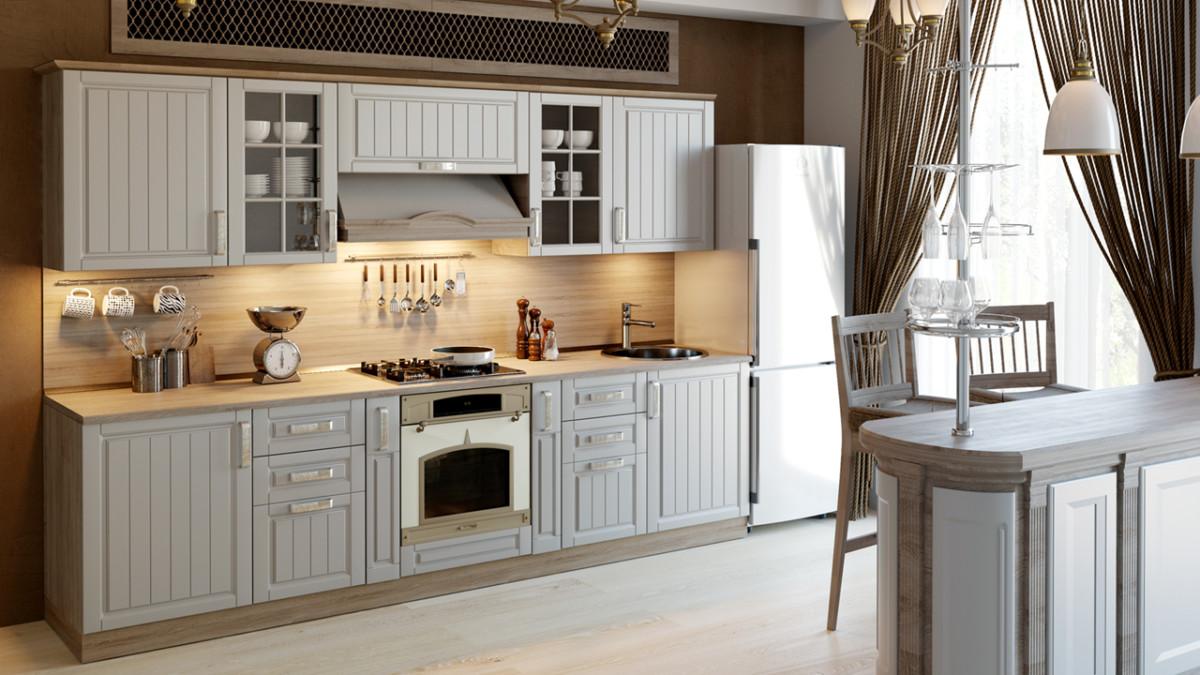 Кухня «Бретань»