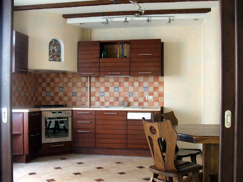 Кухня «Катюша»