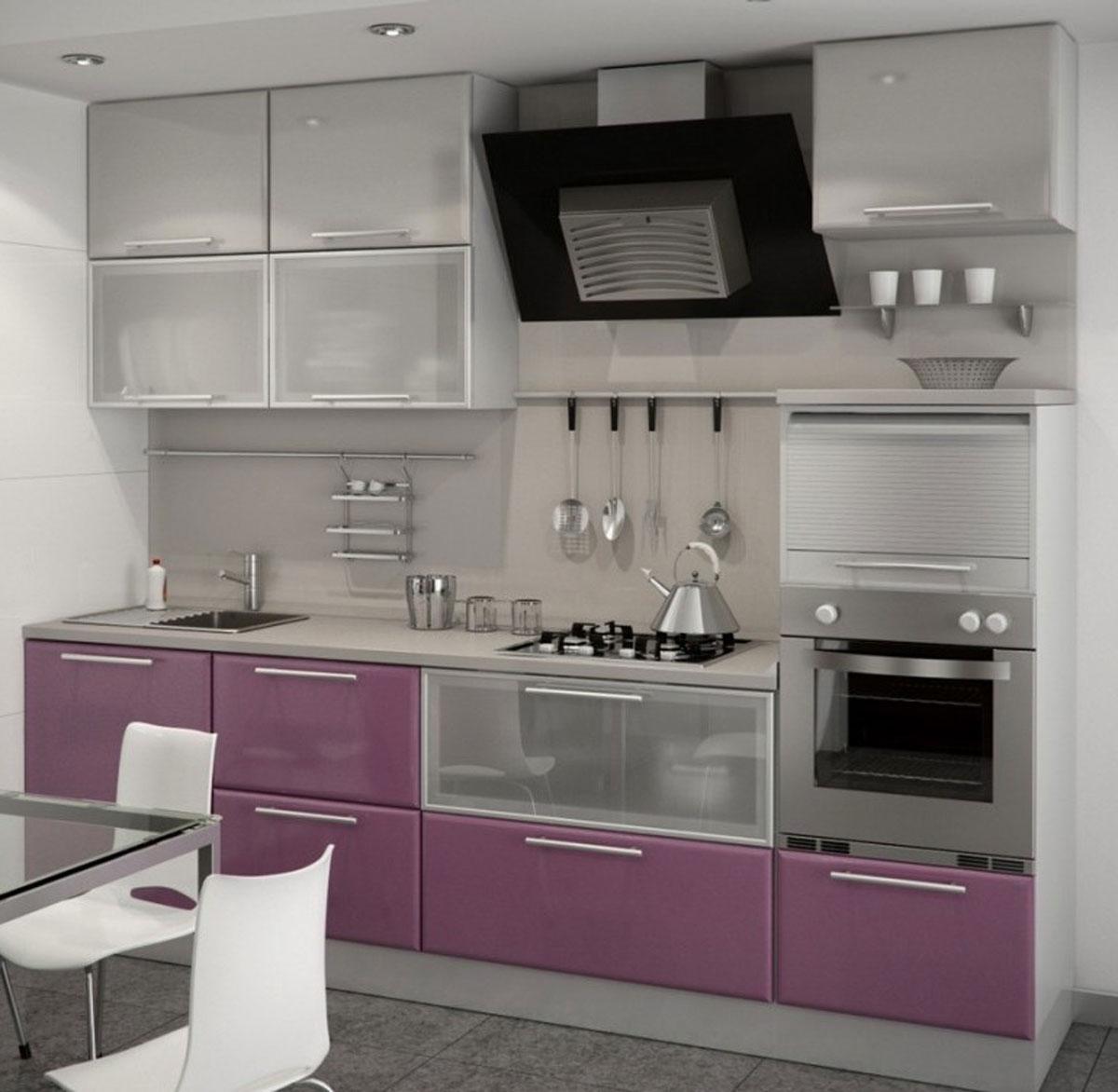 Кухня «Pink»