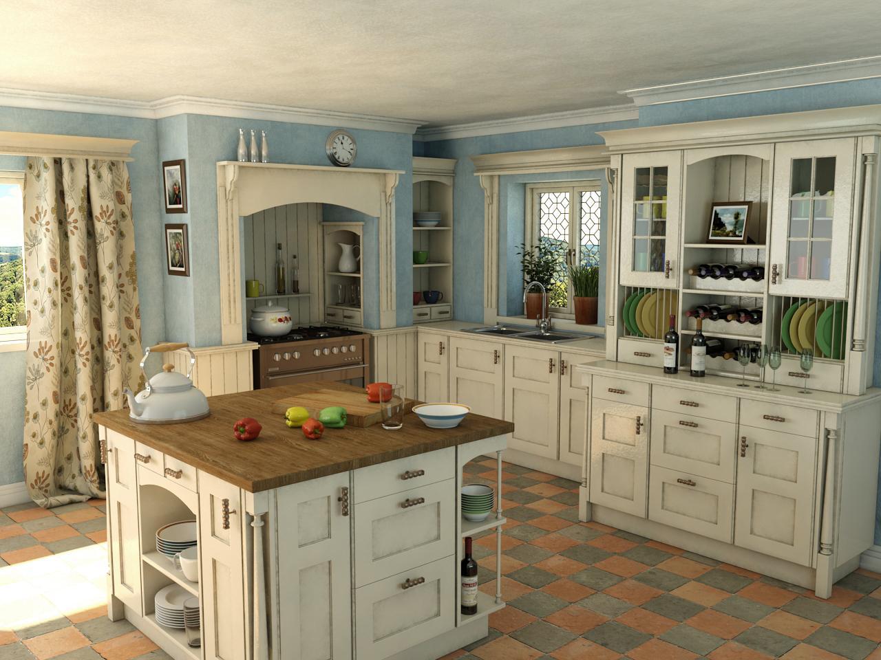 Кухня «Элизабет»