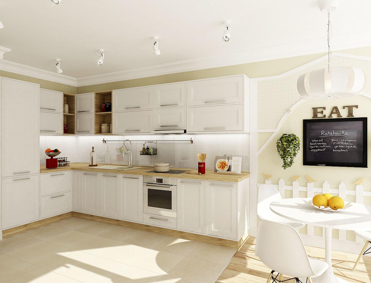 Кухня «White»