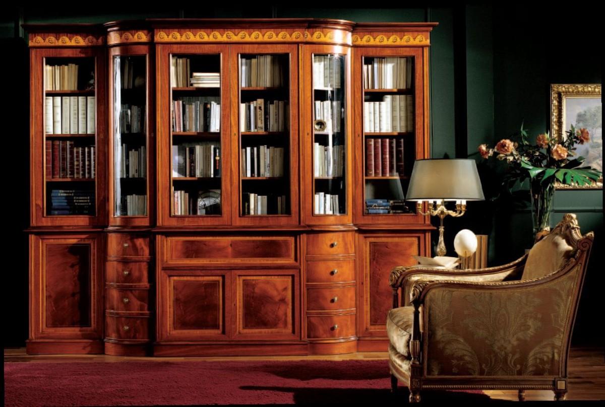 Книжный шкаф «Маргарита»