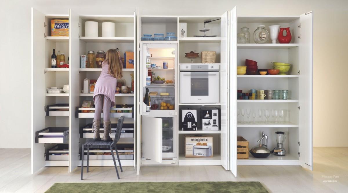 Шкаф для посуды «Колизей»