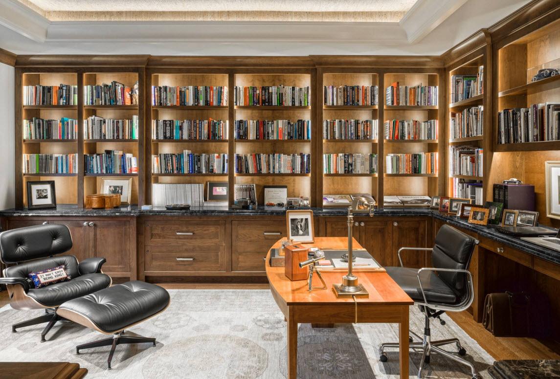 Книжный шкаф «Капитолий»