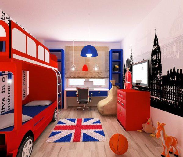Мебель для детской «Биг-Бен»