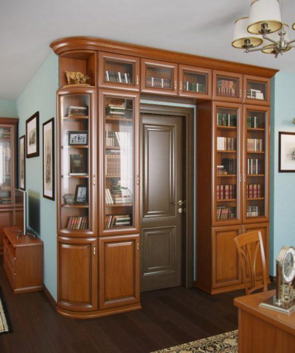 """Шкафы на заказ по индивидуальным размерам - фабрика мебели """"."""