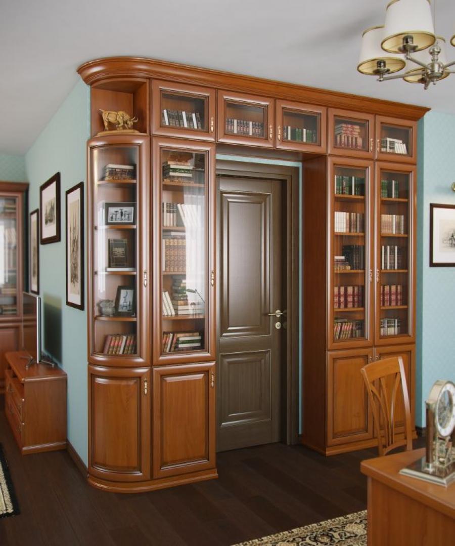 Книжный шкаф «Поло»