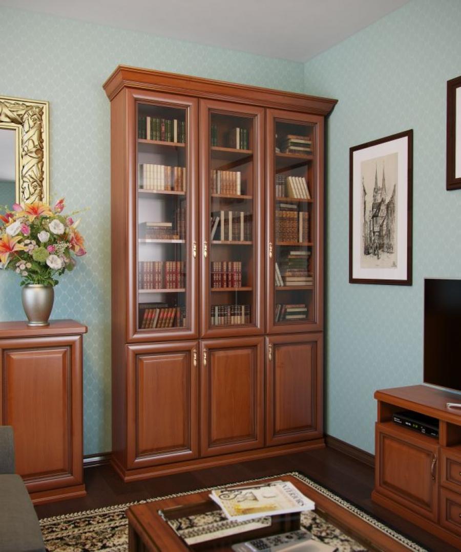 Книжный шкаф «Престиж»