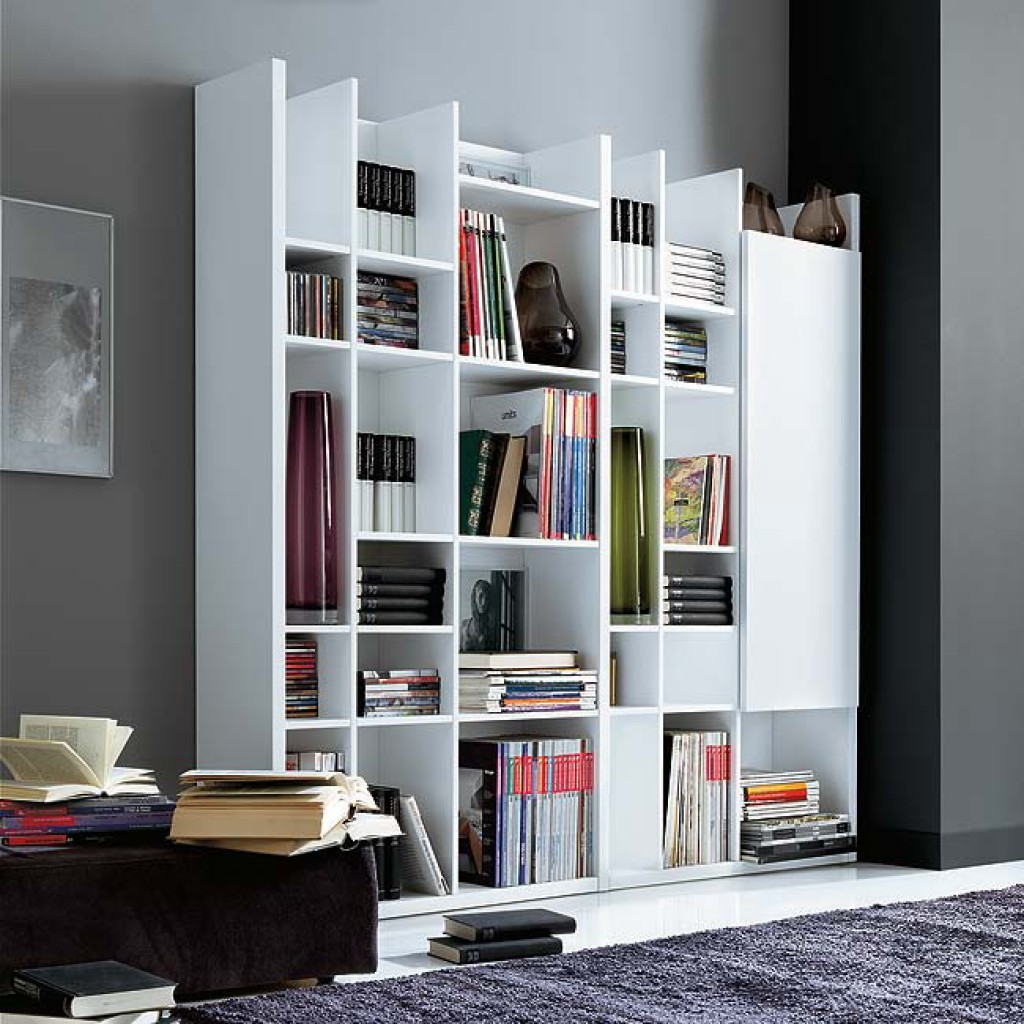 Книжный шкаф «Аделия»