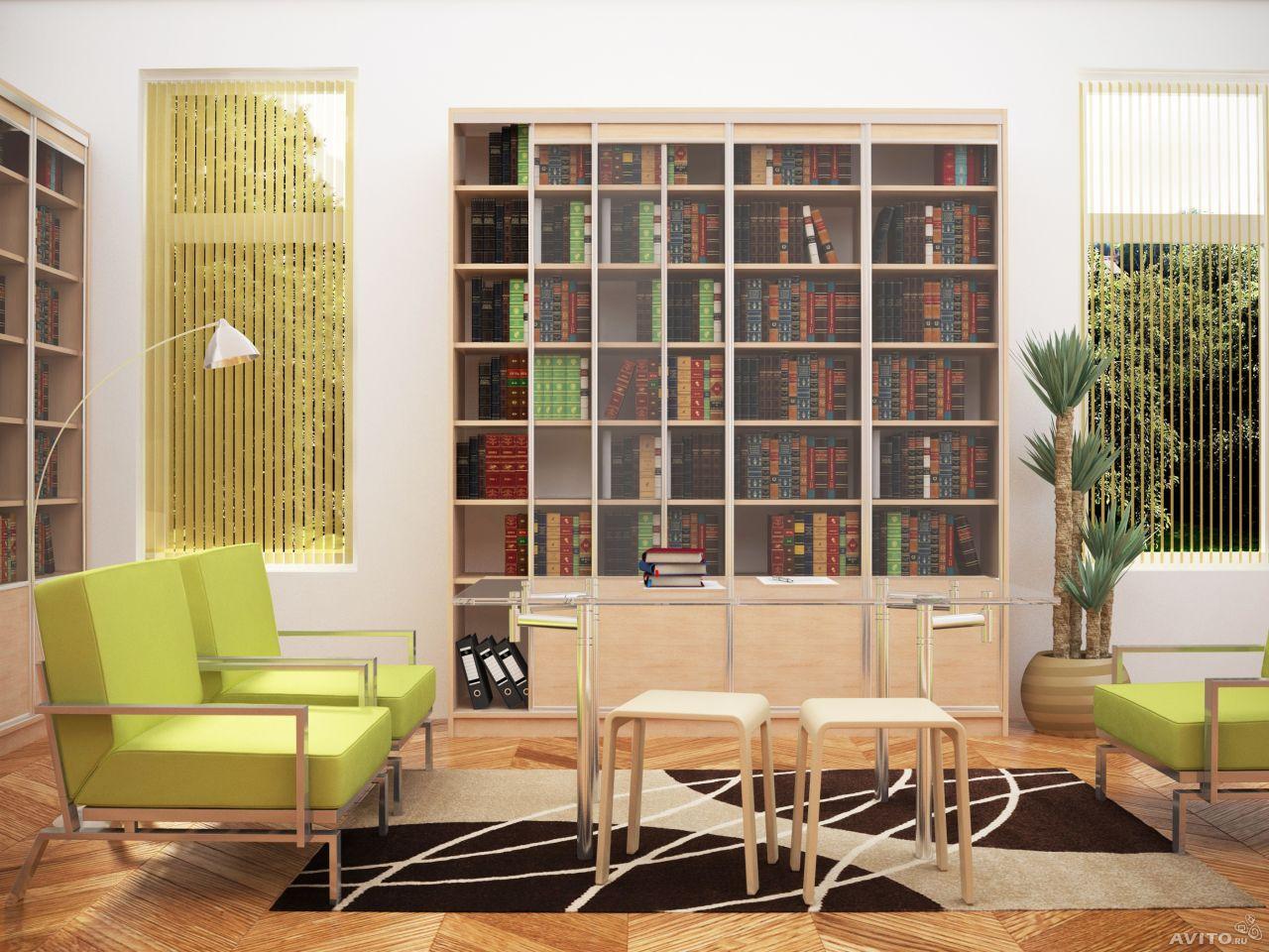 Книжный шкаф «Лидо»
