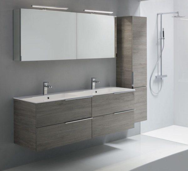 Комплект мебели для ванной «Крафт»