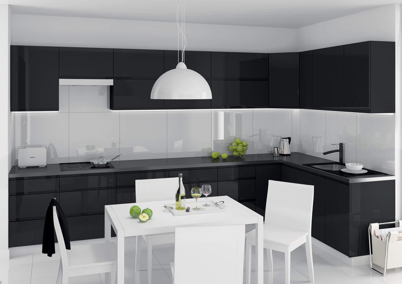 Кухня «Blaсk»
