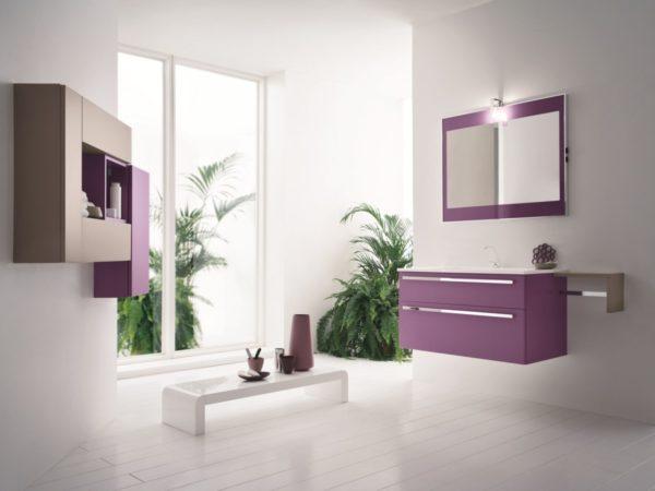 Мебель «Даниэлла» для ванной