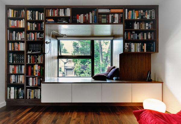 Мебель для библиотеки «Вотан»