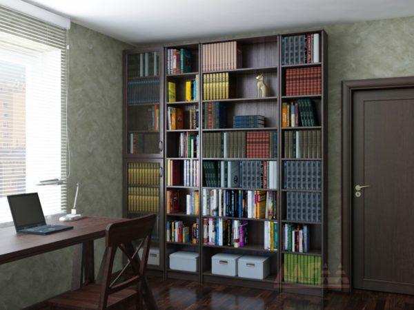 Мебель для библиотеки «Конфуций»