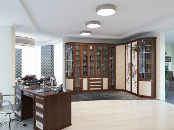 Мебель для библиотеки «Отто»