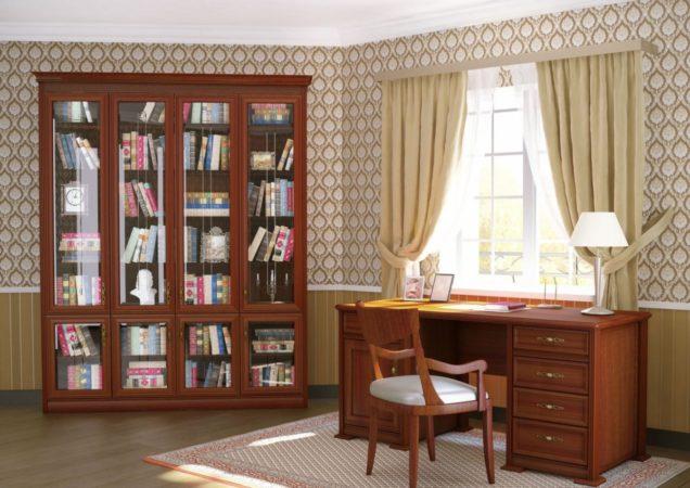 Мебель для библиотеки «Фауст»