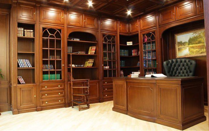 Мебель для библиотеки «Капитолий»