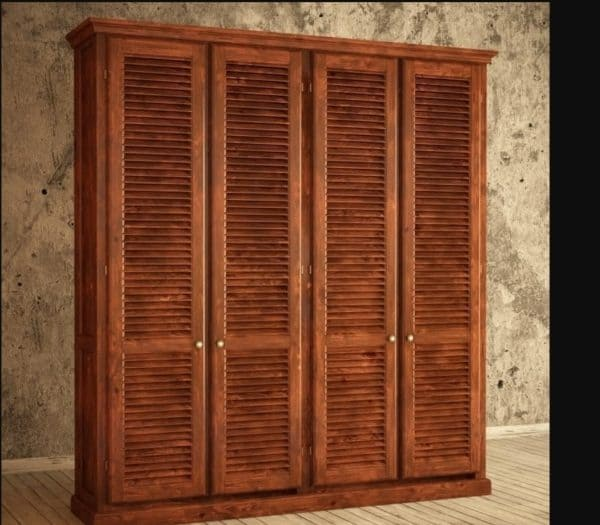 Жалюзийный шкаф «Милан»