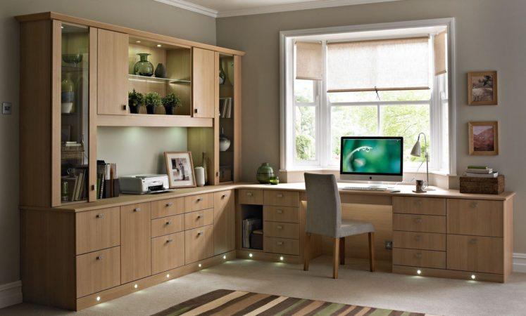 Мебель для кабинета «Левадия»