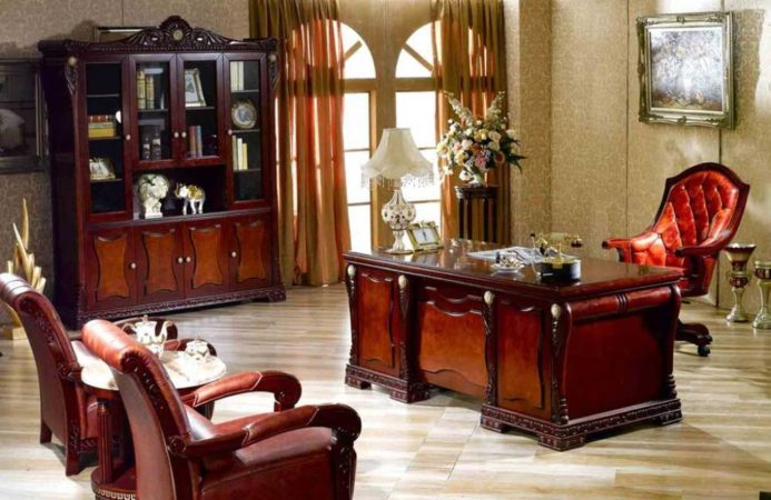 Мебель для кабинета «Вивьен»