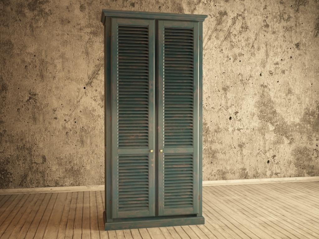 Жалюзийный шкаф «Ева»