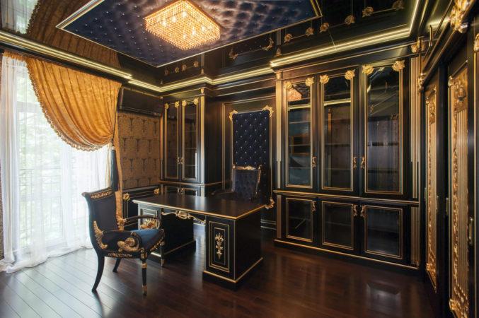 Мебель для кабинета «Марго»