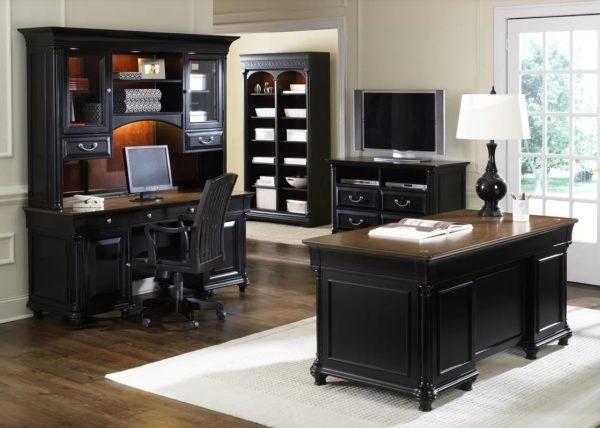 Мебель для кабинета «Крафт»