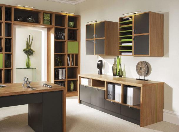 Мебель для кабинета «Оазис»