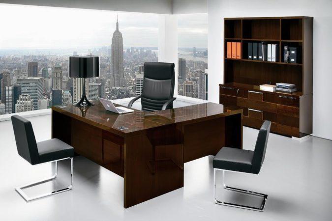 Мебель для кабинета «Виолет»