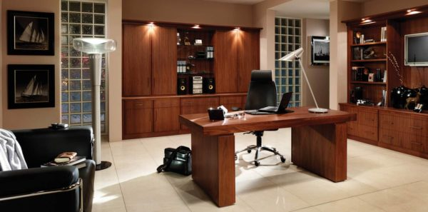 Мебель для кабинета «Милан»