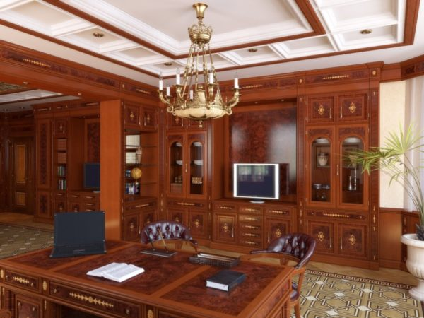 Мебель для кабинета «Кристофер»