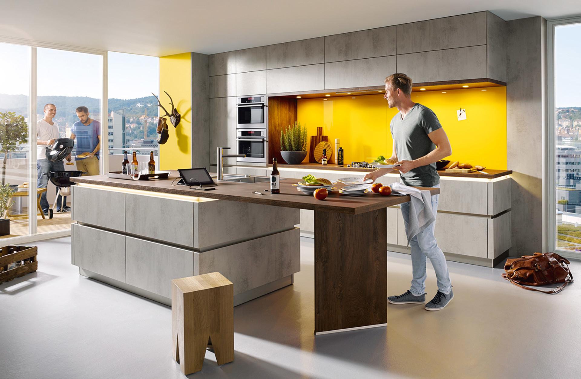 Кухня «Такума» (ALVIC)