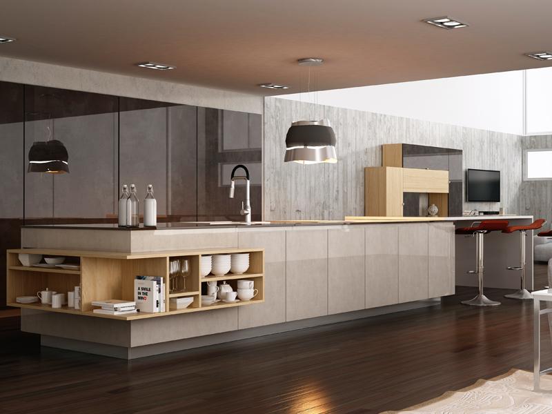 Кухня «Винсент» — плиты ALVIC