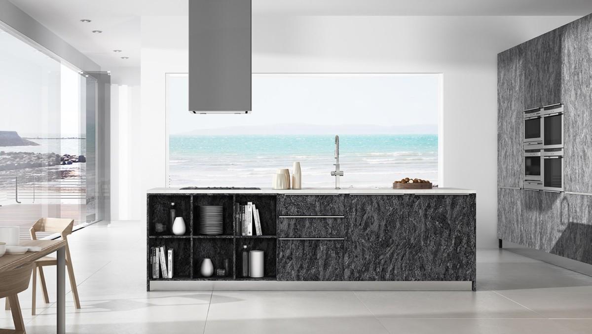 Кухня «Такума» — плиты ALVIC